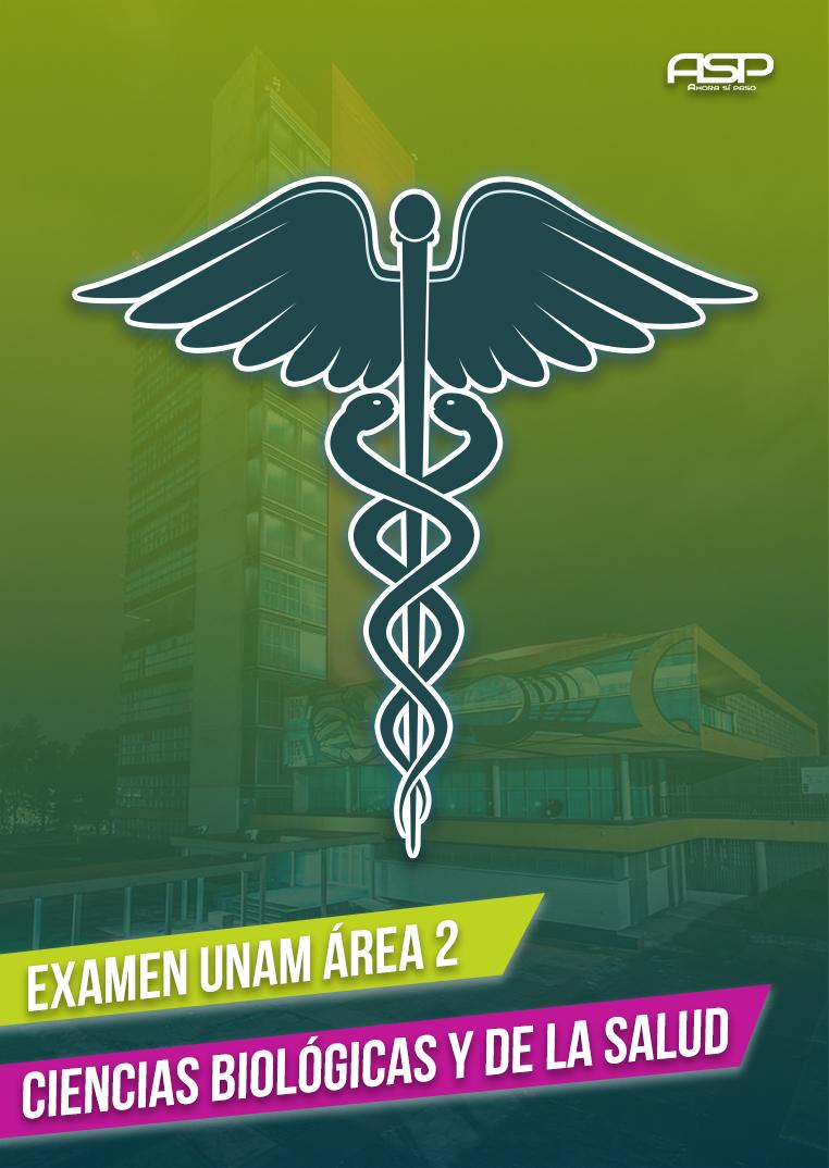 Examen de Simulación UNAM Área 2