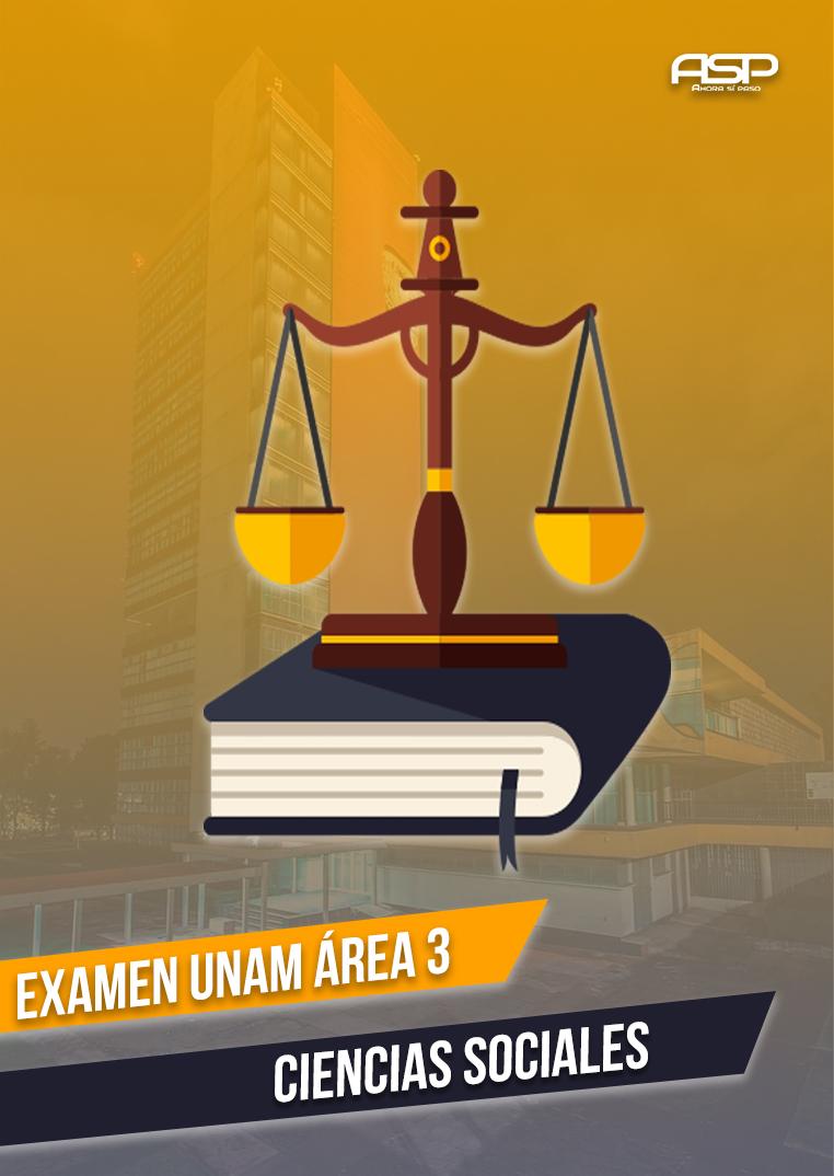 Examen de Simulación UNAM Área 3