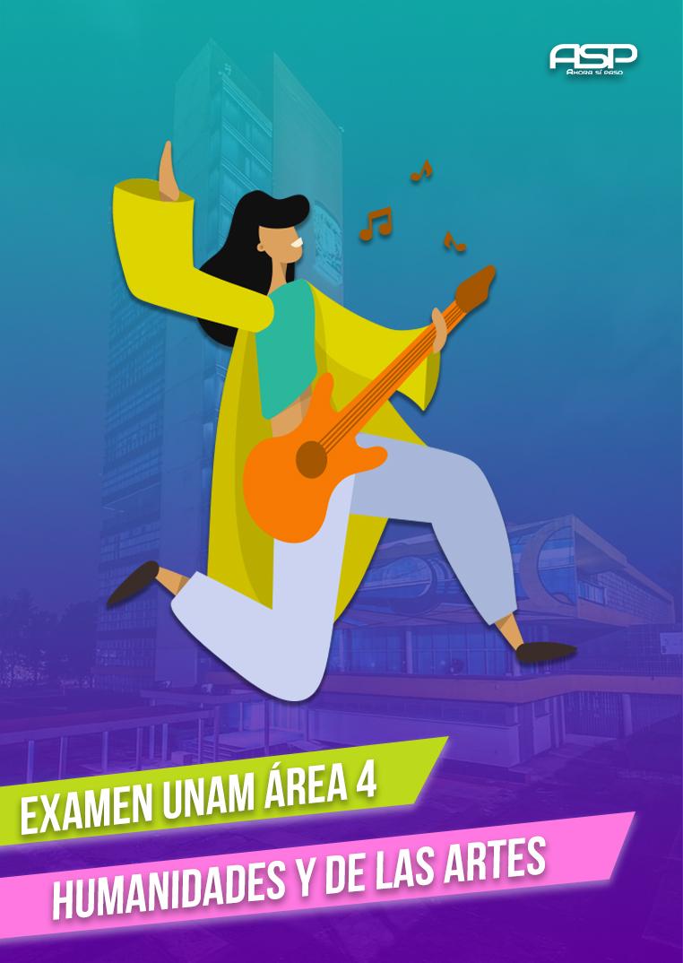 Examen de Simulación UNAM Área 4